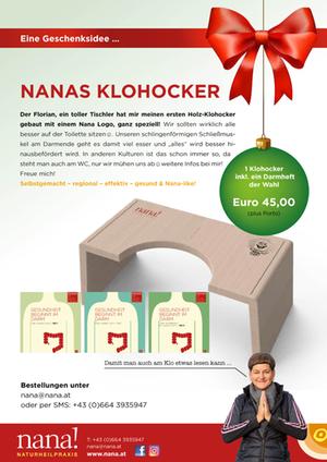 Mailing Klohocker