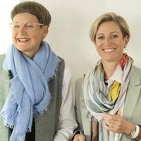Nana mit Frau Dr. Dinnewitzer