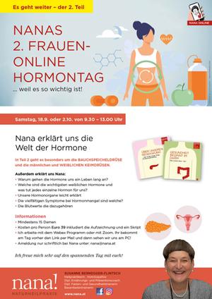 2. Hormontag