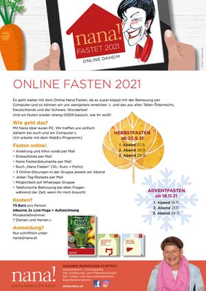 Fasten Online 2021-2