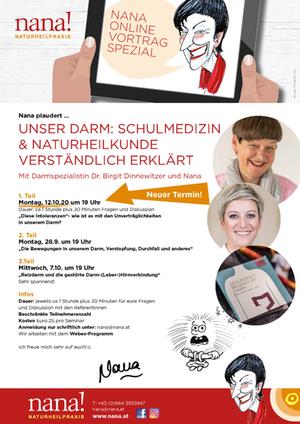 Vortrag Darm + Dinnewitzer